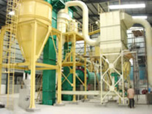 Superfine Ball Mill Production Line